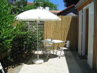 Gite tout confort au calme à 6 kms du centre ville de La Rochelle