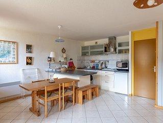 Appartement pour 4 personnes au pied des pistes a Val Cenis Lanslevillard