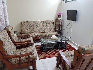 Appartement Boushy Rose Hill