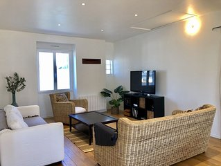 Spacieux appartement de charme Top Cosy – A 2 pas des plages