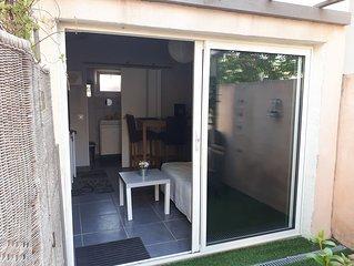 A louer maisonnette / studio a Vedene