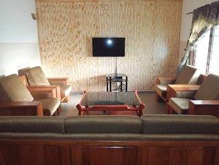 Agreable appartement a Cotonou Agla proche du stade de l'amitie.