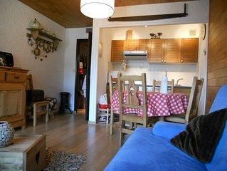 Appartement  'cosy' a louer bord des pistes