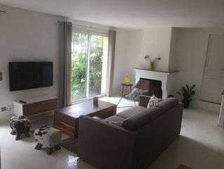 Villa  Bambous classé 4* à 6 km des plages de St Cyr sur mer