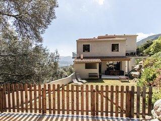 Appartement neuf F4, climatisé avec jardin privé, cuisine d'été et terrasses