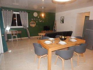 La Kay Dédé, appartement spacieux  entre mer et montagne