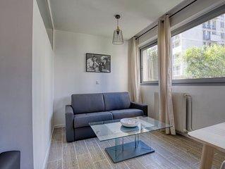 HostnFly apartments - Superbe appartement près du Bassin de la Villette