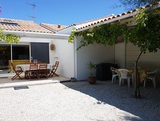 Maison tout confort 150m bord de mer et plage a Aytre La Rochelle sud  (17)