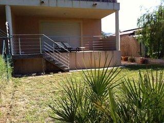Appartement avec jardin et terrasse - Proche Calvi