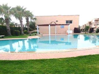 Agréable appartement dans résidence avec piscine 4206