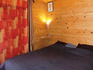 Location de chalet à Cilaos : Filaos Green Lodge 2