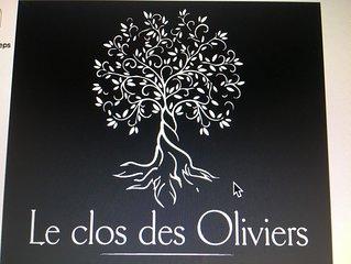 LE CLOS DES OLIVIERS ¨LA BERGERIE¨