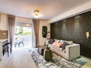 Zion - Trois Chambres Appartement, Couchages 8