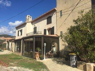 grande maison familiale à Hyères