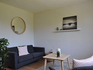 Bel appartement neuf 3 chambres + PK - proche Gare SNCF et Cité des congrès