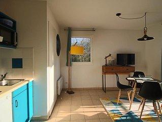 appartement 2/3 personnes