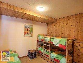Roc d'Orsay F 65   Appartement de 3,5 pièces (max 6 personnes, environ 70m2) au