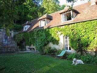 Le Cottage, Maison paysanne au ceour du Vexin