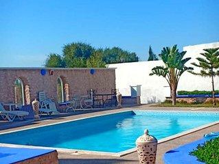 Villa de charme avec piscine 4160