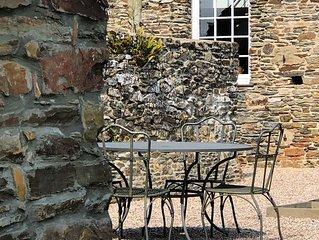 Cottage Les Rochers, maison de vacances dans une ancienne chapelle