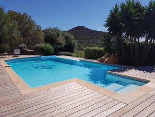 Vacances de rêve dans le maquis Corse
