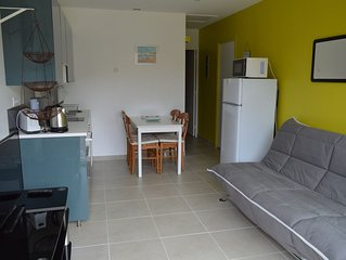 bel appartement de plain-pied