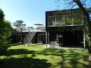 Maison d'architecte de conception moderne