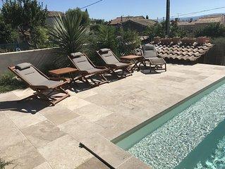 Avignon Maison idealement situee 110 m2 avec piscine