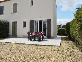 Maison Narbonne, 4 pièces, 8 personnes