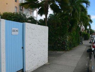 Appart < Envie de Soleil > Rez de jardin ceour Marina, Saint Francois PLAGE 150M