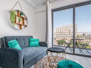 #50 Even Israel, Modern Appartement