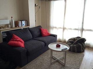 Appartement 40 m2 - 6 couchages - à l'Alpe d'Huez