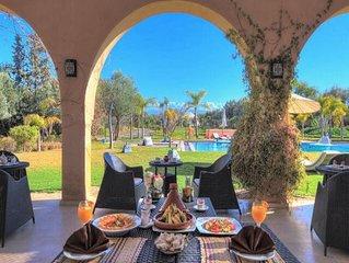 Villa Marco Marrakech 11 Suites & Bungalows (28 pers)