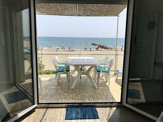 Appartement avec vue panoramique sur la mer