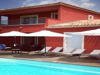 Maison avec piscine 10 personnes