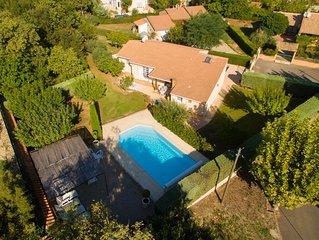 Villa Provençale 8 couchages+ piscine