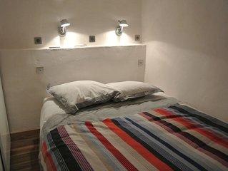 Appartement de charme - acces direct front de neige