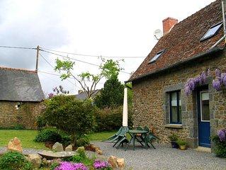 Gite  ***  en Bretagne Romantique