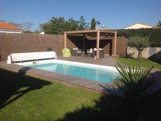 Maison de Vacances proche la Cotiniere - WIFI Gratuite