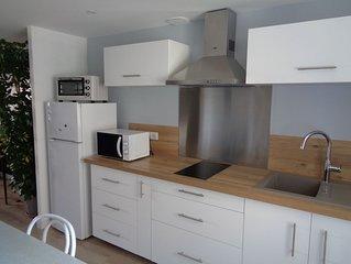 A ppartement indépendant LE PANASSA