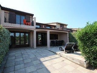 Villa dans domaine de vacance PORTES DU SOLEIL, 4 chambres, 9 couchages, a PORTI