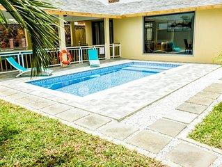 Spacieuse villa avec piscine and Wifi