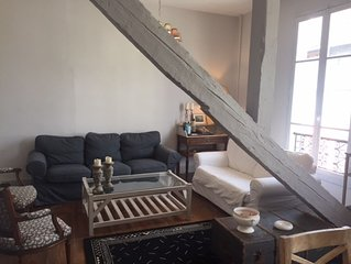 Magnifique appartement de caractere