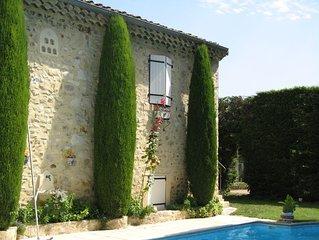 L'Oasis de Belfond - Ancien Relais aux Portes de la Provence
