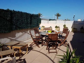 APPART T3 LARGE TERRASSE