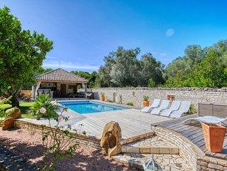 Villa Bonifacienne avec piscine