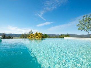 Une villa de rêve avec piscine à Roussillon/Lubéron (unité principale)