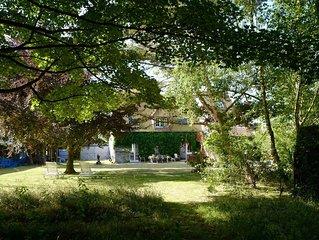 Location d'une maison de charme à Wissant