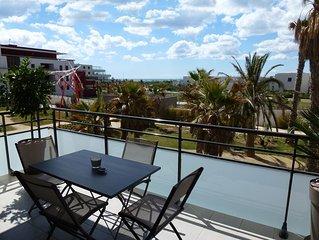 Sète: Particulier loue joli appartement T2 à 2 minutes à pied de la plage.