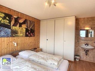 Dents du Midi B56 Appartement de 3 ½ pièces pour 6 personnes maximum au 2ème éta